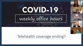 Update on Telehealth Coverage