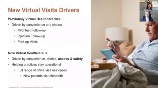 New Telehealth Regulations and Their Impact for Orthopedic Practices