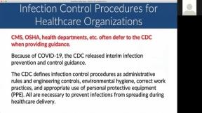 Are You Prepared? Precautions for Healthcare Organizations: Coronavirus Disease 2019 (COVID-19)