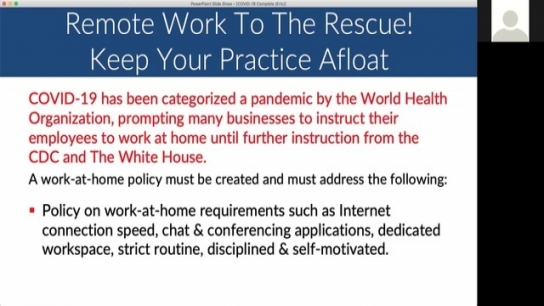 Remote Work Policies