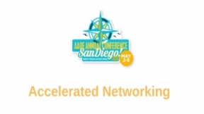 Accelerated Networking at AAOE's 2020 Annual Conference