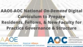 Academic Practice – Governance, Structure, & Compensation