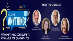 April Ask Me Anything: Monthly Q&A with Attorneys and Consultants