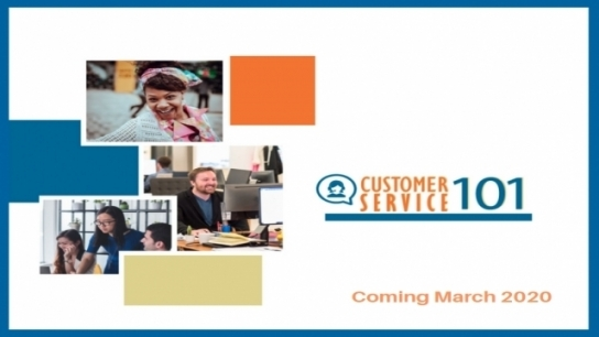 Sneak Peek! AAOE Customer Service 101